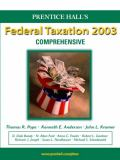 Prentice Hall Federal Taxation, 2003 9780130647337
