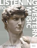 Listening to Western Music (with Download, 1 Term (6 Months) Printed Access Card) 9781305627352
