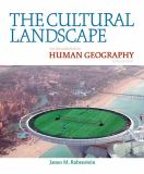 The Cultural Landscape 10th Edition