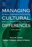 Managing Cultural Differences 6th Edition