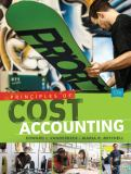 Principles of Cost Accounting 17th Edition