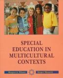 Special Education in Multicultural Contexts 9780024287410