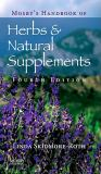 Mosby's Handbook of Herbs and Natural Supplements 4th Edition