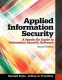 Applied Information Security 2nd Edition