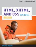 HTML, XHTML, and CSS 6th Edition