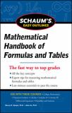 Schaum's Easy Outline of Mathematical Handbook of Formulas and Tables, Revised Edition 9780071777476
