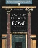 Ancient Churches of Rome 9782503517476