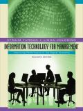 Information Technology for Management 9780470287484