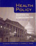 Healthy Policy 4th Edition