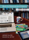 Math for Business and Finance