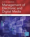 Management of Electronic and Digital Media 9781305077560