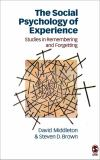 The Social Psychology of Experience 9780803977563