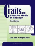 Crafts and Creative Media in Therapy 9781556427565