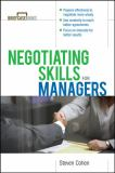 Negotiating Skills for Managers 9780071387576