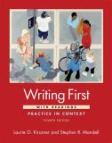 Writing First with Readings 4th Edition