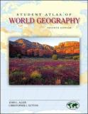 Student Atlas of World Geography 9780073527628