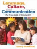 Language, Culture, and Communication 9780205917648