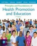 Principles and Foundations of Health Promotion and Education 7th Edition