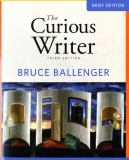 The Curious Writer 3rd Edition