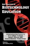 Best Practices in Biotechnology Education 9780973467673