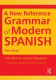 A New Reference Grammar of Modern Spanish 5th Edition
