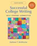 Successful College Writing with 2009 MLA and 2010 APA Updates 4th Edition