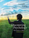 Discovering Psychology 9781111837747