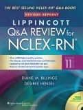 Lippincott's Q and A Review for NCLEX-RN 11th Edition