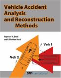 Vehicle Accident Analysis and Reconstruction Methods 9780768007763
