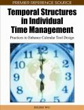 Temporal Structures in Individual Time Management 9781605667768