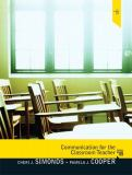 Communication for the Classroom Teacher 9780205747771