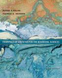 Essentials of Statistics for the Behavioral Sciences 3rd Edition