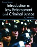 Introduction to Law Enforcement and Criminal Justice 2nd Edition