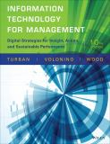 Information Technology for Management 9781118897782