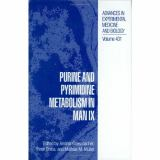Purine and Pyrimidine Metabolism in Man IX 9780306457784