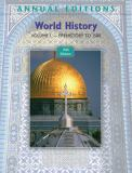 World History Vol. 1 9780078127786