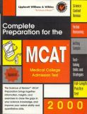 Complete Preparation for the MCAT, 2000 9780683307795