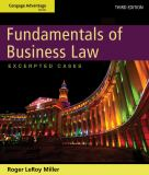 Fundamentals of Business Law 3rd Edition