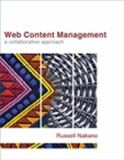 Web Content Management 9780201657821