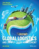 Global Logistics and Supply Chain Management 9781119117827