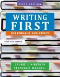 Writing First with Readings 6th Edition