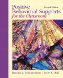 Positive Behavioral Supports for the Classroom 2nd Edition