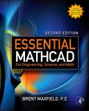 Essential Mathcad for Engineering, Science, and Math 9780123747839