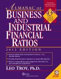 Almanac of Business and Industrial Financial Ratios (2012) 9780808027850
