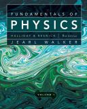 Fundamentals of Physics - Chapters 1-20 9th Edition