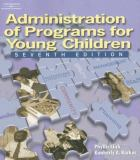 Administration of Programs for Young Children 7th Edition