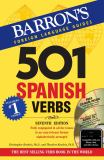 501 Spanish Verbs with CD-ROM and Audio CD 9780764197970