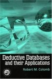 Deductive Databases and Their Applications 9780748407972