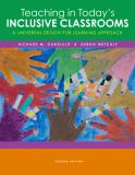 Teaching in Today's Inclusive Classrooms 9781111837976