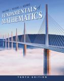 Fundamentals of Mathematics 9780538497978